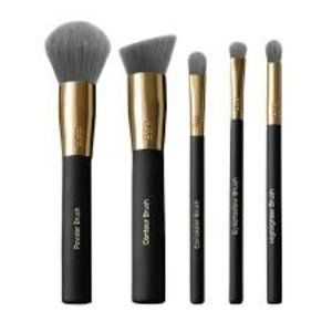 ✨CLOSET CLEAR OUT ✨Charcoal brush set( 5 brushes)